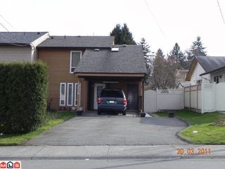 Main Photo: 13502 79A Avenue in Surrey: West Newton House 1/2 Duplex for sale : MLS®# F1107554
