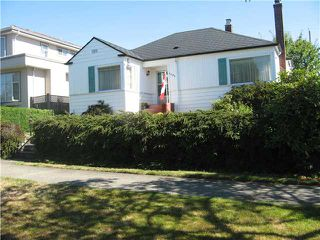 Photo 1: 7706 FRENCH Street in Vancouver: Marpole House for sale (Vancouver West)  : MLS®# V909268