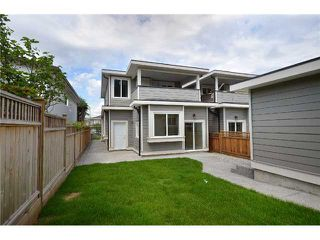Photo 10: 3732 LINWOOD Street in Burnaby: Burnaby Hospital 1/2 Duplex for sale (Burnaby South)  : MLS®# V911303