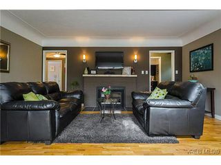 Photo 4: 1296 Downham Place in VICTORIA: SE Maplewood Single Family Detached for sale (Saanich East)  : MLS®# 309653