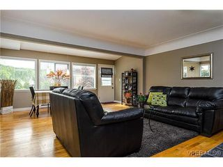Photo 5: 1296 Downham Place in VICTORIA: SE Maplewood Single Family Detached for sale (Saanich East)  : MLS®# 309653
