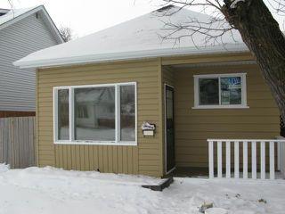 Main Photo: 376 Washington Avenue in WINNIPEG: East Kildonan Single Family Detached for sale (North East Winnipeg)  : MLS®# 1300267