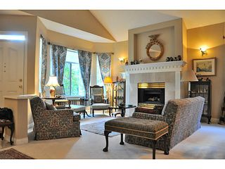 """Photo 2: 41 5531 CORNWALL Drive in Richmond: Terra Nova Townhouse for sale in """"QUILCHENA GREEN"""" : MLS®# V1040434"""