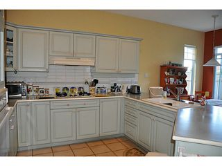 """Photo 5: 41 5531 CORNWALL Drive in Richmond: Terra Nova Townhouse for sale in """"QUILCHENA GREEN"""" : MLS®# V1040434"""