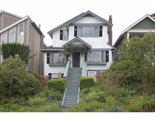 Main Photo:  in Vancouver: Kitsilano Home for sale ()