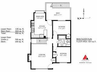 Photo 11: 2479 E GEORGIA Street in Vancouver: Renfrew VE House for sale (Vancouver East)  : MLS®# V1055540