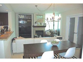 """Photo 6: 502 120 MILROSS Avenue in Vancouver: Mount Pleasant VE Condo for sale in """"THE BRIGHTON"""" (Vancouver East)  : MLS®# V1065555"""