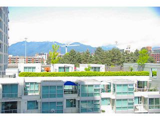 """Photo 10: 502 120 MILROSS Avenue in Vancouver: Mount Pleasant VE Condo for sale in """"THE BRIGHTON"""" (Vancouver East)  : MLS®# V1065555"""