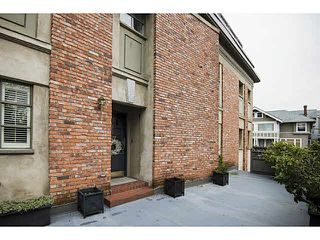 "Photo 18: 3 1855 VINE Street in Vancouver: Kitsilano Townhouse for sale in ""DEVON COURT"" (Vancouver West)  : MLS®# V1096844"