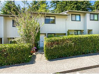 "Photo 15: 847 BLACKSTOCK Road in Port Moody: North Shore Pt Moody Townhouse for sale in ""WOODSIDE VILLAGE"" : MLS®# V1104298"