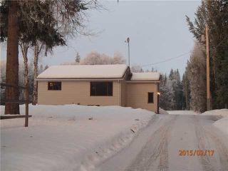 """Photo 1: 22550 CHIEF LAKE Road in Prince George: Nukko Lake House for sale in """"NUKKO LAKE"""" (PG Rural North (Zone 76))  : MLS®# N242355"""