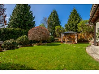 Photo 1: 1298 STEEPLE Drive in Coquitlam: Upper Eagle Ridge House for sale : MLS®# V1116267