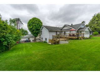 "Photo 20: 18076 58TH Avenue in Surrey: Cloverdale BC House for sale in ""CLOVERDALE"" (Cloverdale)  : MLS®# F1440680"