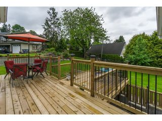 "Photo 19: 18076 58TH Avenue in Surrey: Cloverdale BC House for sale in ""CLOVERDALE"" (Cloverdale)  : MLS®# F1440680"