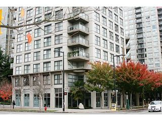 Photo 1: 706 989 BEATTY Street in Vancouver West: Yaletown Home for sale ()  : MLS®# V1034385