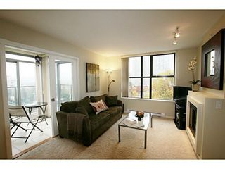 Photo 2: 706 989 BEATTY Street in Vancouver West: Yaletown Home for sale ()  : MLS®# V1034385