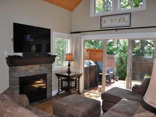 Photo 6: 266 1130 RESORT DRIVE in PARKSVILLE: PQ Parksville Row/Townhouse for sale (Parksville/Qualicum)  : MLS®# 703376