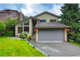 Photo 1: 1293 CHARTER HILL Drive in Coquitlam: Upper Eagle Ridge House for sale : MLS®# V1126363