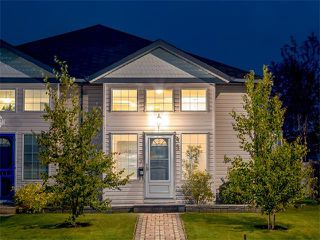 Main Photo: 45 ROSS Place: Crossfield House for sale : MLS®# C4027984