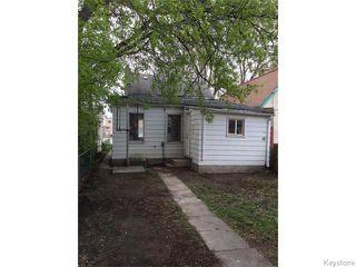 Photo 2: 613 Herbert Avenue in WINNIPEG: East Kildonan Residential for sale (North East Winnipeg)  : MLS®# 1526543