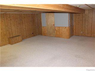 Photo 12: 22 Carnarvan Road in WINNIPEG: St James Residential for sale (West Winnipeg)  : MLS®# 1600661