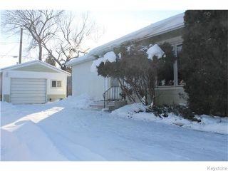 Photo 17: 22 Carnarvan Road in WINNIPEG: St James Residential for sale (West Winnipeg)  : MLS®# 1600661