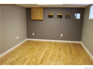 Photo 10: 22 Carnarvan Road in WINNIPEG: St James Residential for sale (West Winnipeg)  : MLS®# 1600661