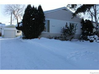 Photo 18: 22 Carnarvan Road in WINNIPEG: St James Residential for sale (West Winnipeg)  : MLS®# 1600661