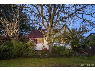 Main Photo: 732 Victoria Avenue in VICTORIA: OB South Oak Bay Single Family Detached for sale (Oak Bay)  : MLS®# 363049
