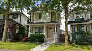 """Main Photo: 6545 185 Street in Surrey: Cloverdale BC House for sale in """"Clover Valley Station"""" (Cloverdale)  : MLS®# R2096450"""