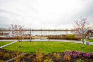 "Photo 1: 219 4500 WESTWATER Drive in Richmond: Steveston South Condo for sale in ""COPPER SKY WEST"" : MLS®# R2149149"