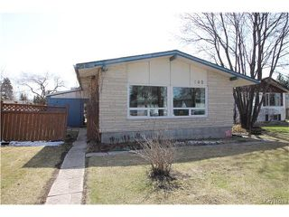 Photo 1: 582 Bruce Avenue in Winnipeg: Bruce Park Residential for sale (5F)  : MLS®# 1709669
