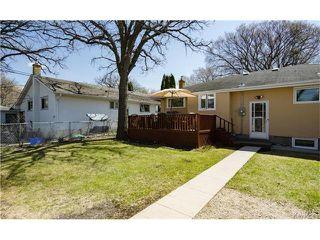 Photo 18: 9 Ashton Avenue in Winnipeg: Residential for sale (2D)  : MLS®# 1710376