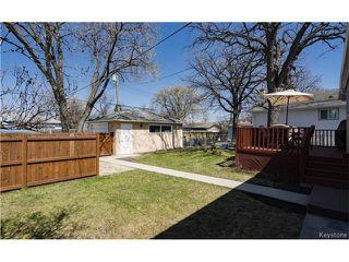 Photo 16: 9 Ashton Avenue in Winnipeg: Residential for sale (2D)  : MLS®# 1710376