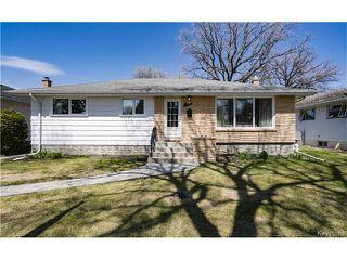Photo 1: 9 Ashton Avenue in Winnipeg: Residential for sale (2D)  : MLS®# 1710376