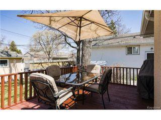 Photo 17: 9 Ashton Avenue in Winnipeg: Residential for sale (2D)  : MLS®# 1710376