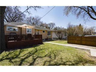 Photo 20: 9 Ashton Avenue in Winnipeg: Residential for sale (2D)  : MLS®# 1710376