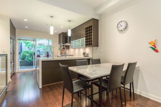 "Photo 2: 2172 W 8TH Avenue in Vancouver: Kitsilano Townhouse for sale in ""CANVAS"" (Vancouver West)  : MLS®# R2176303"