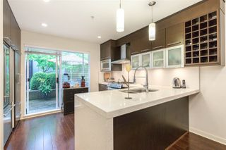 "Photo 3: 2172 W 8TH Avenue in Vancouver: Kitsilano Townhouse for sale in ""CANVAS"" (Vancouver West)  : MLS®# R2176303"