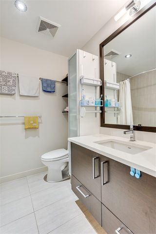 """Photo 10: 2172 W 8TH Avenue in Vancouver: Kitsilano Townhouse for sale in """"CANVAS"""" (Vancouver West)  : MLS®# R2176303"""