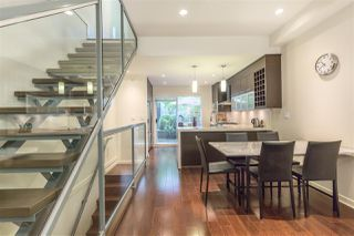 "Photo 8: 2172 W 8TH Avenue in Vancouver: Kitsilano Townhouse for sale in ""CANVAS"" (Vancouver West)  : MLS®# R2176303"