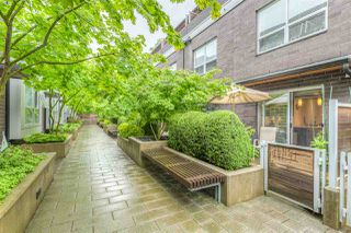 "Photo 5: 2172 W 8TH Avenue in Vancouver: Kitsilano Townhouse for sale in ""CANVAS"" (Vancouver West)  : MLS®# R2176303"