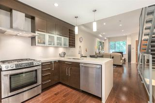 """Photo 4: 2172 W 8TH Avenue in Vancouver: Kitsilano Townhouse for sale in """"CANVAS"""" (Vancouver West)  : MLS®# R2176303"""