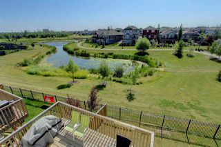 Photo 1: Windermere in Edmonton: Zone 56 House Half Duplex for sale