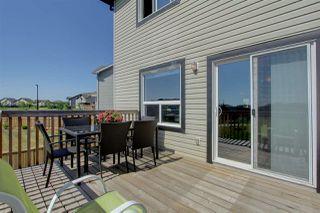 Photo 20: Windermere in Edmonton: Zone 56 House Half Duplex for sale