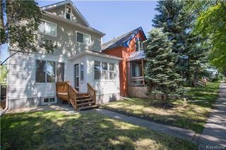 Photo 2: 49 Morley Avenue in Winnipeg: Riverview Residential for sale (1A)  : MLS®# 1720494