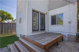 Photo 17: 49 Morley Avenue in Winnipeg: Riverview Residential for sale (1A)  : MLS®# 1720494