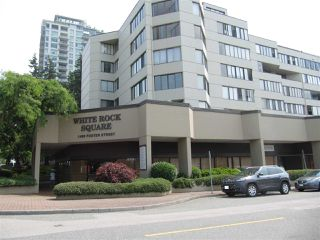 "Photo 1: 204 1480 FOSTER Street: White Rock Condo for sale in ""WHITE ROCK SQUARE 1"" (South Surrey White Rock)  : MLS®# R2196229"