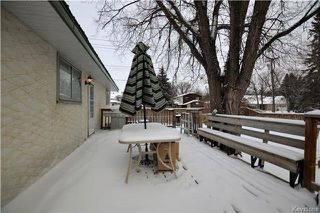 Photo 8: 681 Fairmont Road in Winnipeg: Charleswood Residential for sale (1G)  : MLS®# 1800925