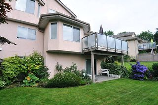 "Photo 19: 2622 CRAWLEY Avenue in Coquitlam: Coquitlam East Townhouse for sale in ""SOUTHVIEW ESTATES"" : MLS®# R2237997"